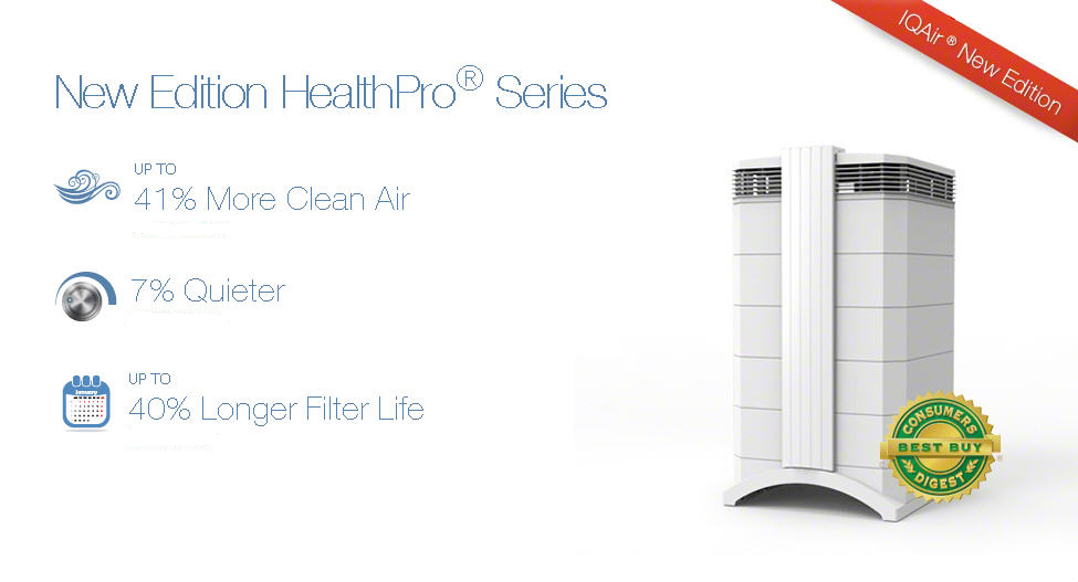 Healthpro air purifier